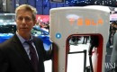 Wall Street Journal's Dan Neil on electric-car charging station design, Geneva Motor Show [video]