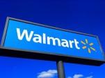 Walmart store sign (via Wikimedia)