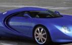 Walter de Silva's 'Secret' 1999 Bugatti Concept