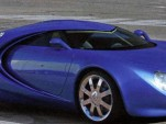 Walter De'Silva's Secret 1999 Bugatti Concept
