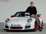 Walter Röhrl and the Porsche 911 GT3 RS