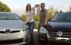 Hybrid Dusts Diesel On Trek To Michigan Auto-and-Golf Gathering