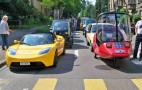 Most Electric Cars Ever? Guinness World Record Try In Montreal Next Month