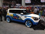 West Coast Customs 2012 Kia Soul inspired by Michelle Wie
