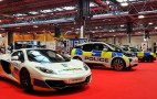 U.K. Police Follow Dubai's Lead And Add McLaren Supercar To Fleet