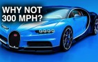 Why can't production cars reach 300 mph?