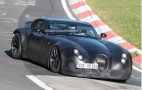 Spy Shots: Wiesmann GT Testing New Twin-Turbo BMW V-8