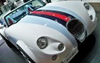 Wiesmann Roadster MF3 Final Edition Live Photos: 2011 Frankfurt Auto Show