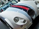 Wiesmann Roadster MF3 Final Edition live photos