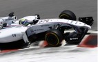 Williams Locks Out Front Row At 2014 Formula One Austrian Grand Prix