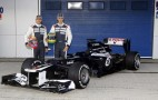 Williams FW34 2012 Formula 1 Race Car Joins Rivals At Jerez