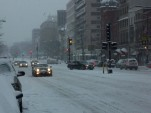 Winter driving - dusk - AAA Foundation for Traffic Safety