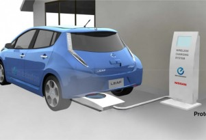 Wireless charging guidelines issued by SAE standards group