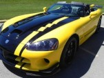 Woodhouse's 2010 Dodge Viper SRT10 ACR Convertible