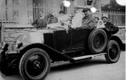 Electric Or Gasoline? Vintage Woods Automobile Could Do Either, If Required