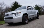 Workhorse W-15 range-extended electric pickup truck revealed (video)