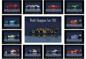 World Champions Calendar