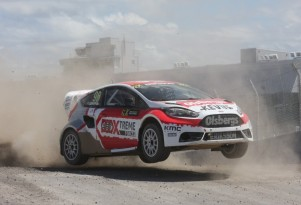 World Rallycross of Canada, August 2016