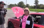 This Woman Drives The World's Fastest Charger SRT Hellcat: Video