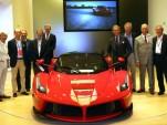 World's leading Ferrari collectors visit Maranello