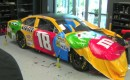 Wrapping Kyle Busch's 2013 NASCAR Camry