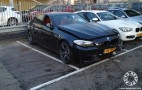 First 2013 BMW M5 Crash Takes Place In The Netherlands