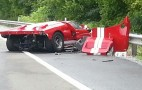 Update: Ford GT40 That Crashed In Tennessee Is A Replica