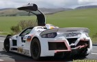 Gumpert Apollo crashes during Gumball 3000 rally