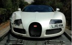 Special Edition Bugatti Veyron Grand Sport Crashes