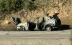 Car Explodes Near San Diego After Border Patrol Chase: Video