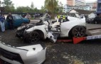 Four Killed In Gruesome Double GT-R Crash