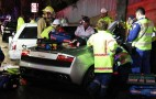 21-Year Old Crashes Friend's Lamborghini Gallardo
