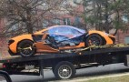 McLaren P1 Suffers Serious Crash In Washington, D.C.