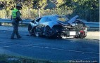 McLaren P1 Suffers Serious Crash In Dallas