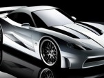 X3 concept based on Mazda RX-7
