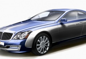 XENATEC Coupe based on the Maybach 57S.