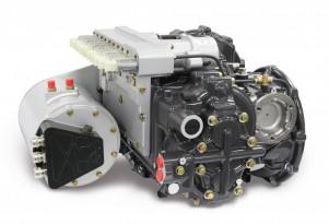 Xtrac 1010 hybridized automated manual transmission