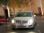MGM Adopts Cadillac XTS Stretch Limos Powered By Natural Gas