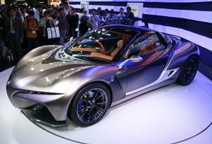 Yamaha Sports Ride concept, 2015 Tokyo Motor Show
