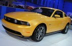 Video: 2011 Mustang GT at North American International Auto Show