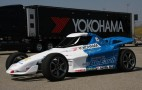 Electric Car With EV1 Heritage Sets New Pikes Peak Record