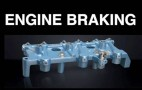 Your engine also acts like a brake and here's how