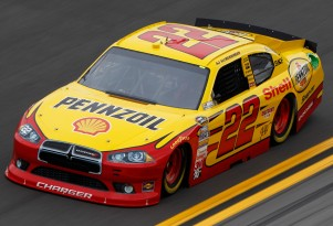 """""""Your name here"""" as driver of the No. 22 Dodge Charger? - NASCAR photo"""