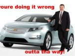 2011 Chevy Volt Touches a Media Nerve