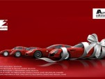 Zagato TZ4 teased on Christmas card