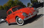 Zelectric Motors' 1963 Volkswagen Beetle Electric Car Driven