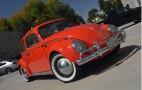 Zelectric Motors' 1963 Volkswagen Beetle Electric Car Driven