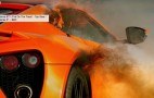 Zenvo ST1 Proves Supercar Cred With Raging Fire On Top Gear: Video