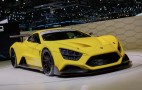 Zenvo launches TS1 supercar at 2016 Geneva Motor Show: Live photos and video