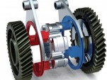 Zeroshift seamless-shift manual gearbox